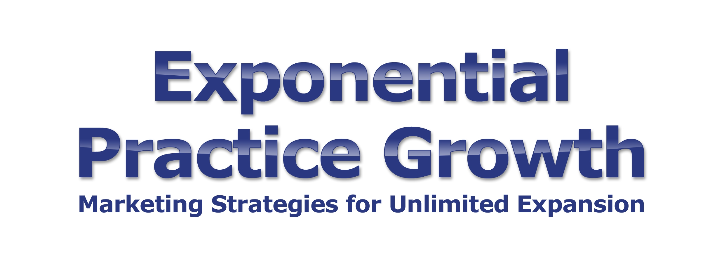 Exponentail Practice Growth - how to grow your practice ethically and easily!